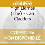 CAN CLADDERS cd musicale di Llamas High
