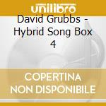 David Grubbs - Hybrid Song Box 4 cd musicale di David Grubbs