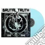 (LP VINILE) End time - colored vinyl lp vinile di Truth Brutal