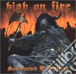 (LP VINILE) Surrounded by thieves lp vinile di High on fire