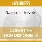 Nasum - Helvete cd musicale di NASUM