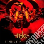 Nile - Annihilation Of The Wicked cd musicale di NILE