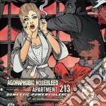 (LP VINILE) Domestic powerviolence lp vinile di Noseblee Agoraphobic