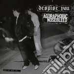 Agoraphobic Nosebleed - And On And On cd musicale di Noseblee Agoraphobic