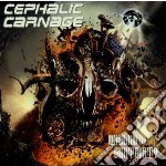 Cephalic Carnage - Misled By Certainty cd musicale di Carnage Cephalic