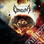 Obscura - Retribution cd musicale di Obscura
