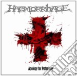 Apology for pathology cd musicale di Haemorrhage