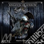 BEHIND THE BLACKEST TEARS                 cd musicale di KINGDOM OF SORROW