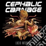 Lucid interval cd musicale di Carnage Cephalic