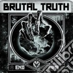(LP VINILE) End time lp vinile di Truth Brutal
