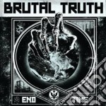 End time cd musicale di Truth Brutal