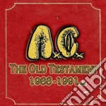 The old testament 1988-1991 a.c. cd musicale di Cunt Anal