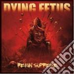 (LP VINILE) Reign supreme lp vinile di Fetus Dying