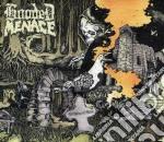 Effigies of evil cd musicale di Menace Hooded