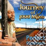 Perfect Giddimani - Journey Of 1000 Miles cd musicale di Giddimani Perfect