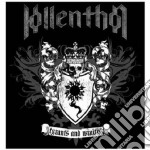 Tyrants and wraiths cd musicale di Hollenthon