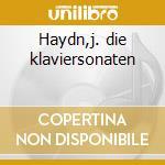 Haydn,j. die klaviersonaten cd musicale di Walther Olbertz