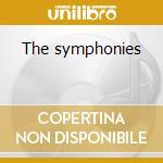 The symphonies cd musicale di Artisti Vari