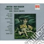 Berg/britten/penderecki cd musicale di Artisti Vari