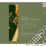 Ludwig Guttler - Famous Trumpet Conce cd musicale di Artisti Vari