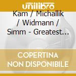 KLARINETTE(CLARINET)-GREATEST WORKS cd musicale di ARTISTI VARI