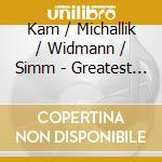 KLARINETTE(CLARINET)-GREATEST WORKS cd musicale di ARTISTI VARI