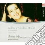 Mozart - Arie Da Concerto: K 538, 582, 583, 490, 78, 79, 528, 272, 369 cd musicale di Artisti Vari