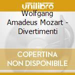 MOZART:DIVERTIMENTI/NBCM cd musicale di Artisti Vari