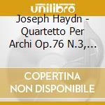 HAYDN,J.:STREICHQUARTETTE cd musicale di ROSAMUNDE QUARTETT M