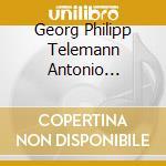 Glaetzner Burkhard - Vivaldi Antonio - Telemann Georg Philipp - Oboe Concertos cd musicale di ARTISTI VARI