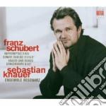 Knauer-sonate oubliee cd musicale di Sebastian/ens Knauer