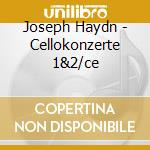 Maintz:haydn-cellokonzerte cd musicale di Jens peter Maintz