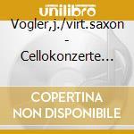 HAYDN, J.  CELLOKONZERTE 1-3 cd musicale di Artisti Vari