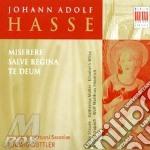 Miserere/salve regina/te deum cd musicale di Artisti Vari