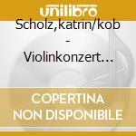 Haydn:violinkonzert hob7a:1,3,4 cd musicale di Artisti Vari