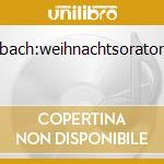 J.s.bach:weihnachtsoratorium cd musicale