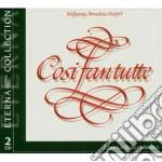 Mozart - Cosi Fan Tutte - Casapietra/leib cd musicale di Artisti Vari