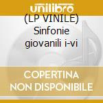 (LP VINILE) Sinfonie giovanili i-vi lp vinile di Artisti Vari