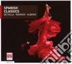 SPANISH CLASSICS                          cd musicale di Artisti Vari
