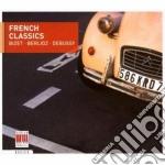 FRENCH CLASSICS                           cd musicale di Artisti Vari