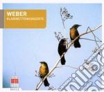 Michallik,o./sanderl - Weber:klarinettenkon cd musicale di Artisti Vari