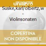 Beethoven: Violinsonaten cd musicale di ARTISTI VARI