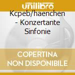 Mozart: Konzertante Sinfonien cd musicale di ARTISTI VARI