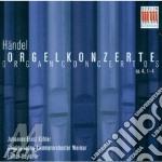 Haendel, G. F. - Organconcertos Op4, 1-4 cd musicale di Artisti Vari