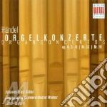 Haendel, G. F. - Organconcertos Op 4, 5-6 cd musicale di Artisti Vari