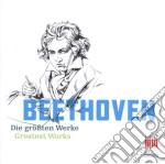 Beethoven: Die grÎssten Werke cd musicale di BEETHOVEN LUDWIG VAN