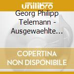 G.p.telemann i capolavori cd musicale di Artisti Vari