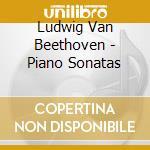 Beethoven - Piano Sonatas - Zechlin Dieter cd musicale di Dieter Zechlin