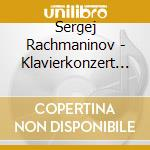 Rachmaninov - Klavierkonzert 2/Paganini Rhapsodie - Bso/sanderling/rosel cd musicale di ARTISTI VARI