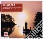Schubert - Unvollendete / Sym. 5 & 8 cd musicale di ARTISTI VARI